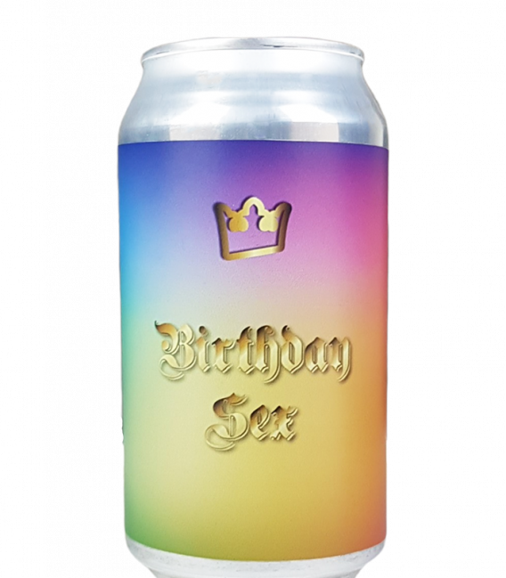 Kings BA Birthday Sex CANS 375cl