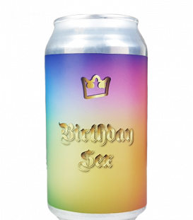 Kings BA Birthday Sex CANS 37cl