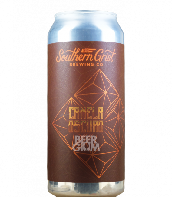 Southern Grist Canela Oscuro CANS 47cl