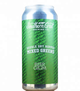 Southern Grist DDH Mixed Greens 51 CANS 47cl