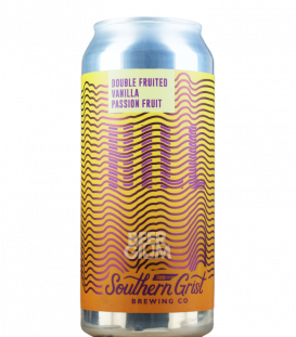 Southern Grist Double Fruited Vanilla Passion Fruit Hill CANS 47cl