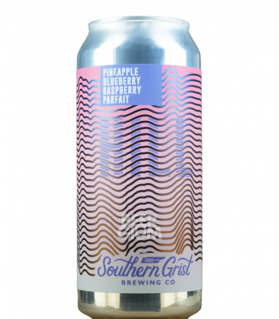 Southern Grist Pineapple Blueberry Raspberry Parfait Hill CANS 47cl