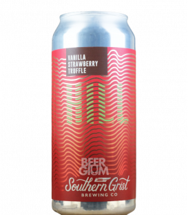 Southern Grist Vanilla Strawberry Truffle Hill CANS 47cl
