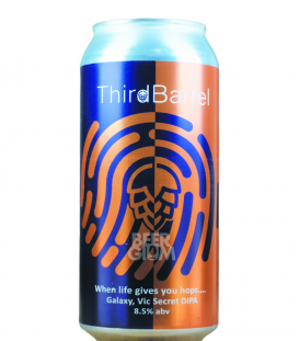 Third Barrel When Life Gives You Hops DIPA case CANS 44cl