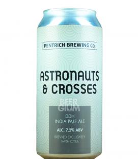 Pentrich Astronauts & Crosses CANS 44cl