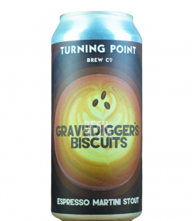 Turning Point Gravedigger's Biscuits CANS 44cl