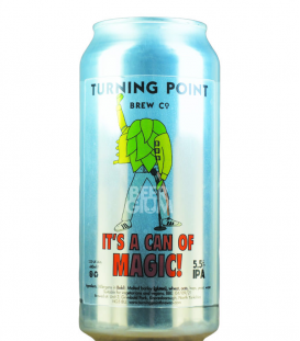 Turning Point It's A Can Of Magic CANS 44cl
