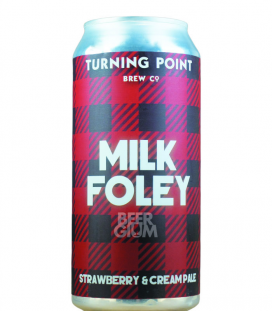 Turning Point Milk Foley CANS 44cl - BBF 11-10-2021