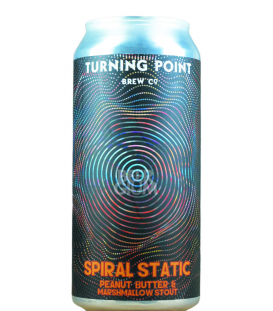Turning Point Spiral Static CANS 44cl  - BBF 05-11-2021