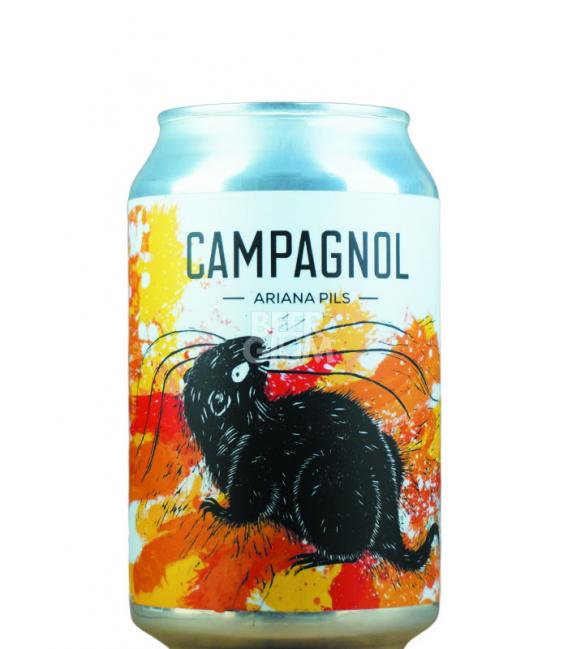 La Source Campagnol CANS 33cl