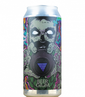 Beer Zombies Reply Hazy, Try Again Later CANS 47cl