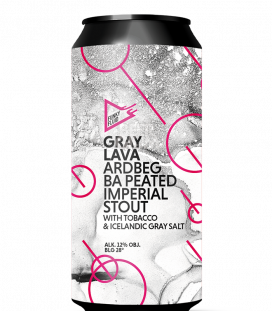 Funky Fluid Gray Lava CANS 44cl