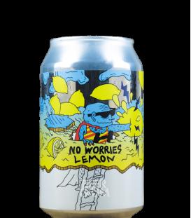 Lervig No Worries Lemon CANS 33cl