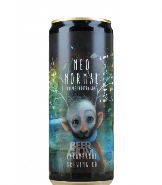 Paranormal Neo Normal CANS 33cl