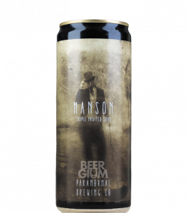 Paranormal / Dry & Bitter Manson CANS 33cl