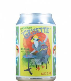 Stigbergets Grisette CANS 33cl