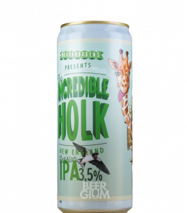 Morgondagens The Incredible Holk CANS 33cl
