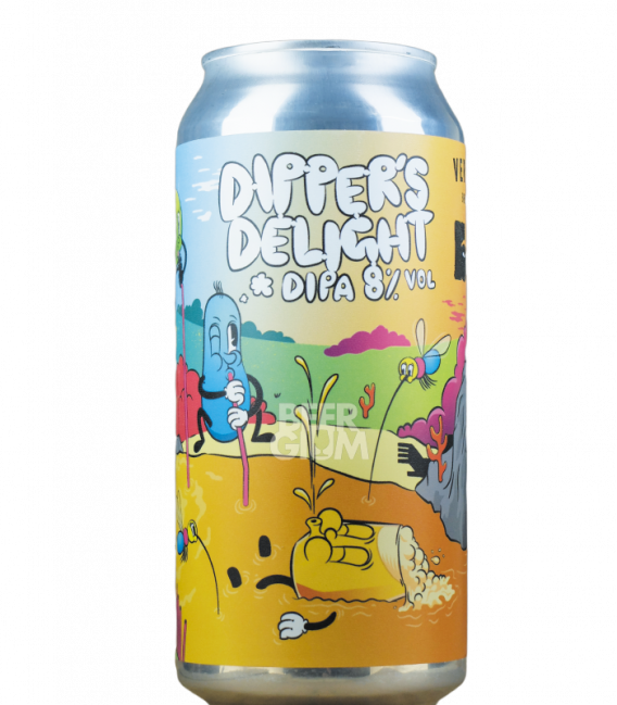 Verdant Dippers Delight CANS 44cl