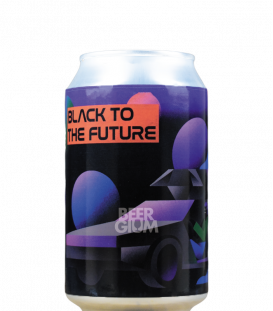 DOK Brewing Black to the Future CANS 33cl