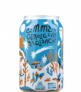 DOK Brewing Emmer Genoeg Over Nagedacht CANS 33cl