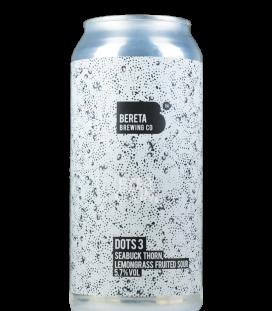 Bereta DOTS 3 Seabuckthorn Lemongrass CANS 44cl