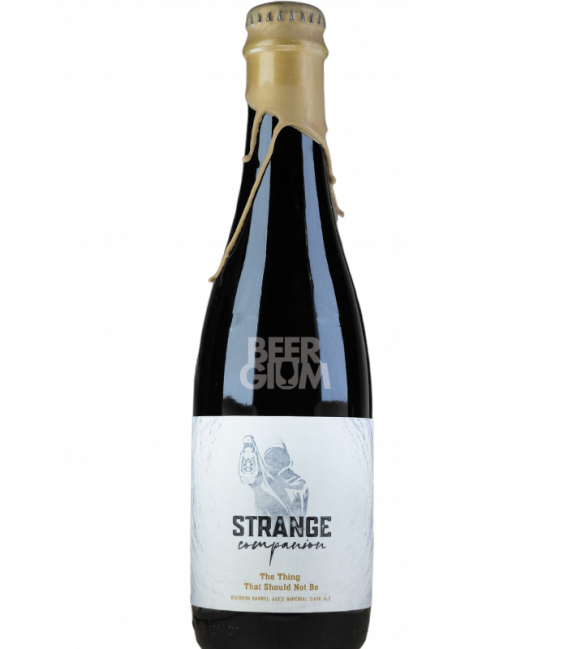 Strange Companion The Thing That Should Not Be Bourbon BA 37cl