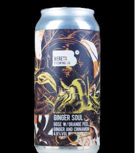 Bereta Ginger Soul CANS 44cl