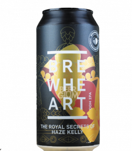 BrewHeart The Royal Secrets of Haze Kelly CANS 44cl