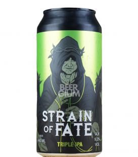 Seven Island / FrauGruber / Thin Man Strain of Fate CANS 44cl
