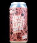 Espiga / Sudden Death Live the Crazy Life CANS 44cl