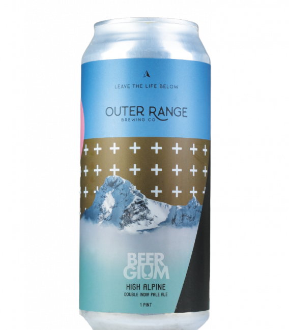 Outer Range High Alpine CANS 47cl