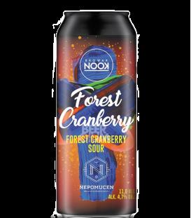 EUROBOX Finland - Nepomucen/Nook Forest Cranberry Sour CANS 50cl