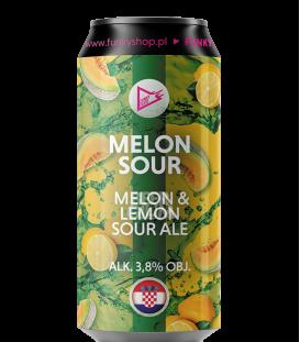 EUROBOX Croatia - Funky Fluid Melon Sour CANS 50cl