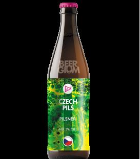 EUROBOX Czech Rep. - Funky Fluid Czech Pils 50cl