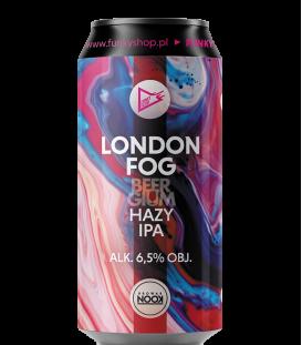 EUROBOX England - Funky Fluid London Fog CANS 50cl