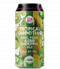 EUROBOX Macedonia - Funky Fluid Tropical Smoothie: Kiwi, Pear & Lime CANS 50cl