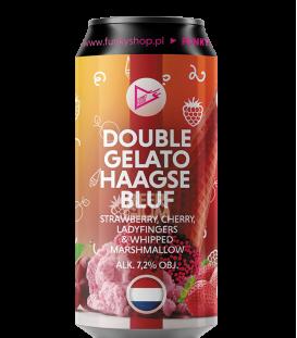 EUROBOX Netherlands - Funky Fluid Double Gelato: Haagse Bluff CANS 50cl
