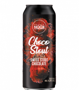 EUROBOX Switzerland - Nook Choco Stout CANS 50cl