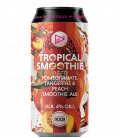 EUROBOX Turkey - Funky Fluid Tropical Smoothie: Pomegranate, Orange & Peach CANS 50cl