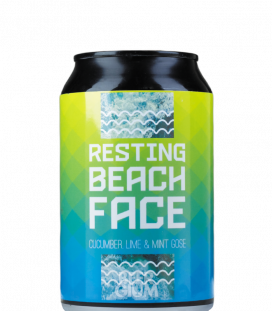 Ice Breaker Resting Beach Face CANS 33cl