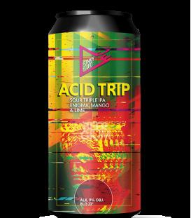 Funky Fluid Acid Trip Enigma, Mango & Lime CANS 50cl