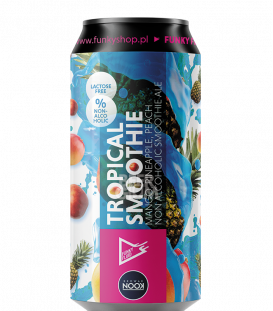 Funky Fluid Free Tropical Smoothie CANS 50cl
