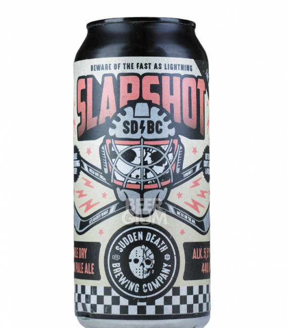 Sudden Death Slapshot CANS 44cl
