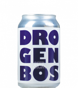 Drogenbos Blanche Cassis CANS 33cl