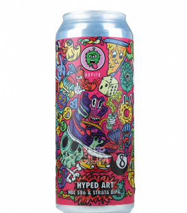 Hopito Hyped Art CANS 50cl