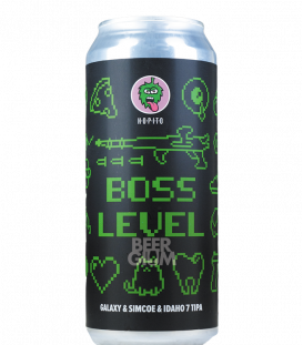 Hopito Boss Level CANS 50cl