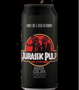 Schwarze Rose Jurassic Pulp CANS 44cl