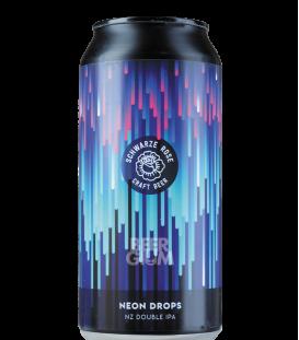 Schwarze Rose Neon Drops CANS 44cl