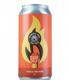 Schwarze Rose Fools on Fire CANS 44cl