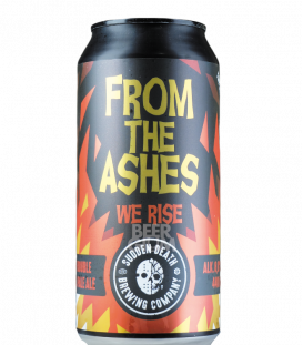 Sudden Death From the Ashes We Rise CANS 44cl